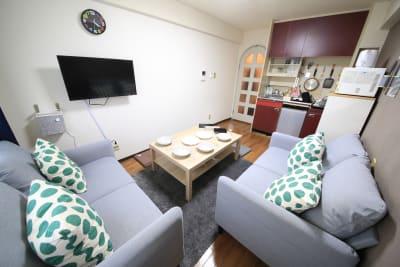 ケイアンドテイ心斎橋 903号室の室内の写真