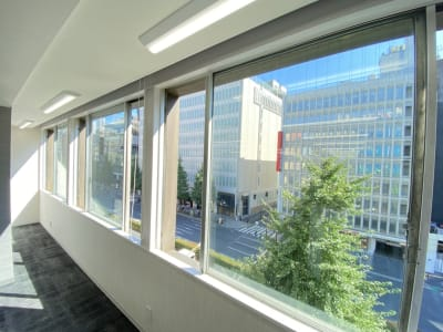 窓を開けて喚起可能 - TIME SHARING新宿 TIME SHARING新宿5Bの室内の写真