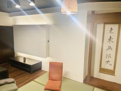 動画撮影・配信収録スタジオ秋葉原 秋葉原/和室洋室 撮影スタジオの室内の写真