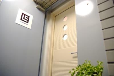 ラ・クンパルシータ ダンススタジオ・サロンスペースの入口の写真