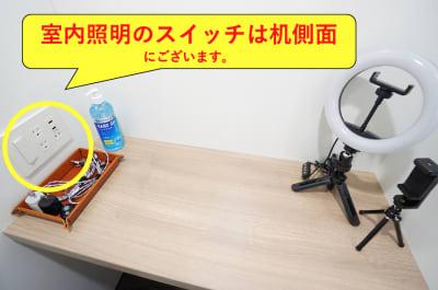 【ミニマルワークスペース上野】 ミニマルワーク上野スタンダードBの室内の写真