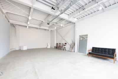 スタジオヒュッテ N4スタジオの室内の写真