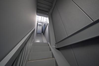 スタジオヒュッテ N4スタジオの入口の写真