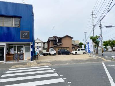 専用駐車場4台有 近隣にコインパーキング有 - Nanahukuレンタルルーム ママ会/パーティー/女子会の外観の写真