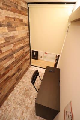 THE NEXT DOOR レンタルブースA1の室内の写真