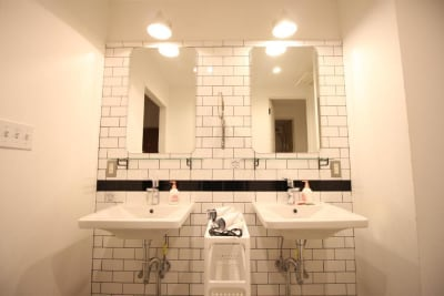 共用洗面スペース有り - THE NEXT DOOR レンタルブースA2のその他の写真