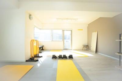 代官山レンタルスペース トレーナー向け☆駅近格安スタジオの室内の写真
