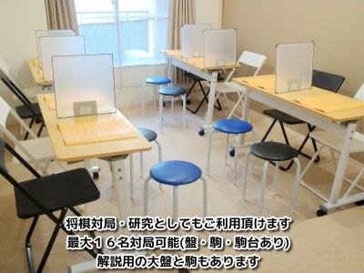 五反田レンタルスペース貸会議室 Shoスペースの室内の写真