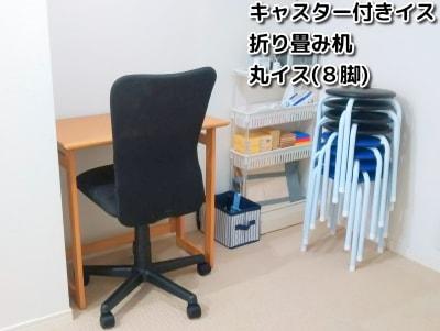 五反田レンタルスペース貸会議室 Shoスペースの設備の写真