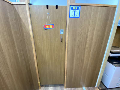 個室① - リモートベース近鉄四日市★個室 フリードリンク付き個室①★の室内の写真
