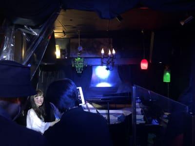 動画撮影 - ライブスペース中野ピグノウズ ライブ・鑑賞会・動画撮影の室内の写真