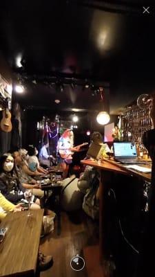 ハロウィンナイトライブ! - ライブスペース中野ピグノウズ ライブ・鑑賞会・動画撮影の室内の写真