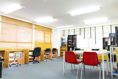 水天宮前ソーシャルビジネスラボ 多目的スペース SBL2の室内の写真