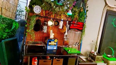 ドロンバ 1F BBQスペースの設備の写真