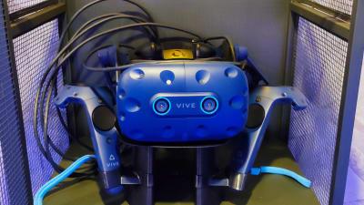 ドロンバ 4F VRスペースの設備の写真