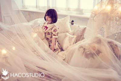 HACOSTUDIO TEA レンタル撮影スタジオの室内の写真