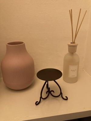 優しいさりげないいい香りです^^  - レンタルサロン salon Lの室内の写真