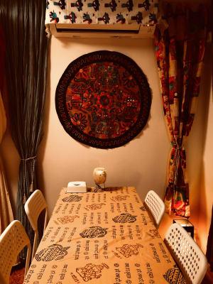 アジアン雰囲気 - motosumi-space 多目的スペースの室内の写真
