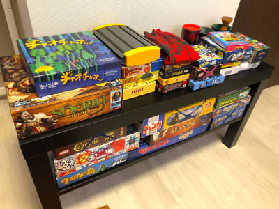 ボードゲーム - motosumi-space 多目的スペースの設備の写真