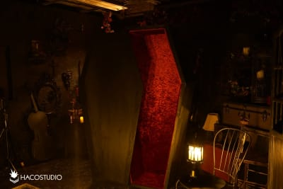 HACOSTUDIO ROZ レンタル撮影スタジオの室内の写真