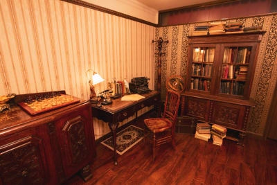 HACOSTUDIO LUX レンタル撮影スタジオの室内の写真