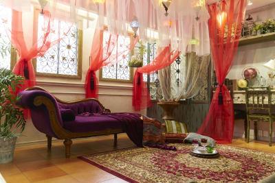 HACOSTUDIO POM レンタル撮影スタジオの室内の写真
