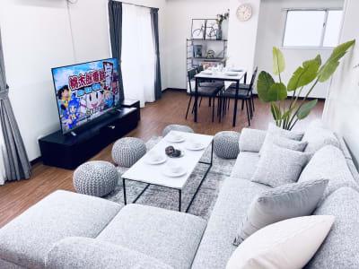 SMILE+シルキー本通駅前 パーティスペースの室内の写真