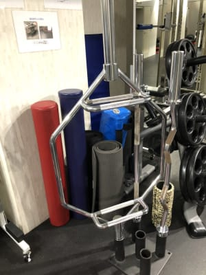 トレーニングスタジオ レンタルジムの設備の写真
