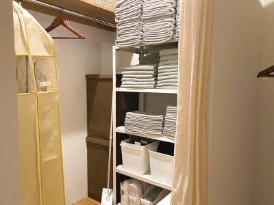 バックルーム - レンタルサロンatto レンタルサロンatto心斎橋の室内の写真