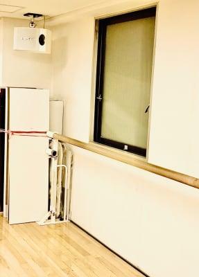 オオタケダンススクール レンタル(貸し)スタジオの設備の写真