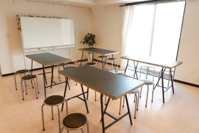 品川レンタルスペース-lien-の室内の写真