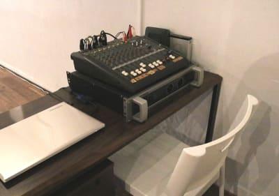 音響機材 - Jesus' Call 福岡 ◆カフェ風多目的スペース◆の室内の写真