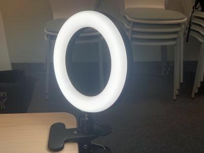 撮影用LED照明 - JK Room 虎ノ門 撮影スタジオの室内の写真