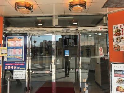 石原ビルの4階です。 - 石原ビル レンタルスペース 貸し会議室の入口の写真