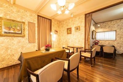 神楽坂レンタルスペース香音里 全館貸切の室内の写真