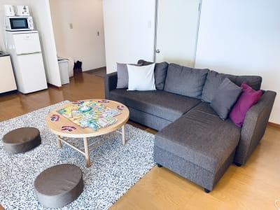 静かなスペースです🐓 - ハピネス本川町 パーティスペース 〈ハピネス本川町〉の室内の写真