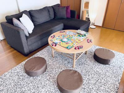 気の合うメンバーでのゲームも盛り上がりそう♪ - ハピネス本川町 パーティスペース 〈ハピネス本川町〉の室内の写真