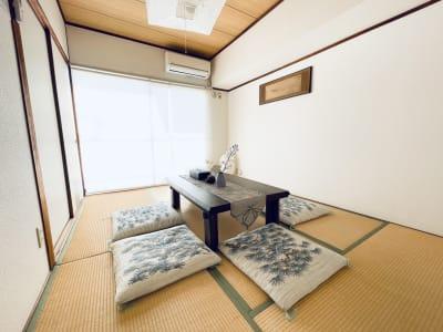 和室でのんびりしてみませんか? - ハピネス本川町 パーティスペース 〈ハピネス本川町〉の室内の写真