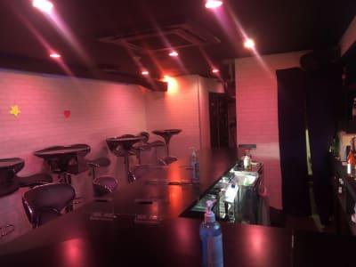 メイドカフェ~ピックス~ NEWインスタ映えスポットの室内の写真