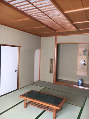 部屋中からの入り口です。 - コモンハウス雪谷 205号室 レンタルスペースの室内の写真