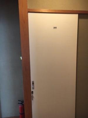 205号室 - コモンハウス雪谷 205号室 レンタルスペースの入口の写真