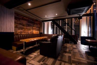 1階スペース - ROCK UP おしゃれなダイニングバ–店舗貸切の室内の写真