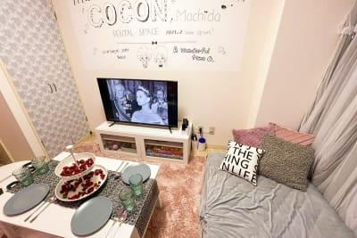 ココン町田 多目的スペースの室内の写真