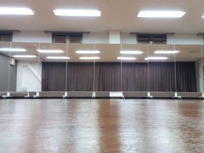 80㎡の広いスペースです☆ - レンタルスタジオ BigTree 岸和田店の室内の写真
