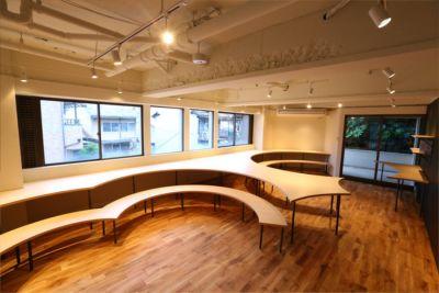 個別指導塾 Study Room セミナールームの室内の写真