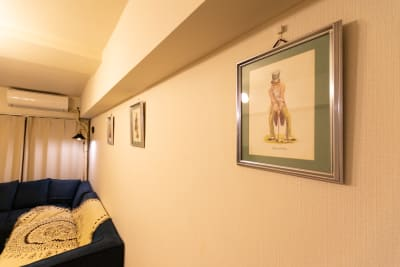 160_mysa新宿5th レンタルスペースの室内の写真