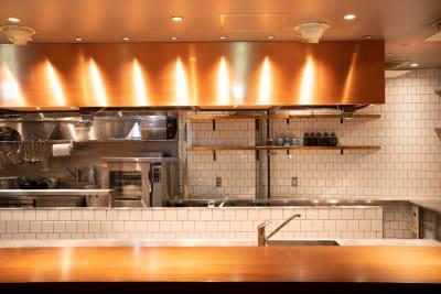 【表参道駅5分】撮影・イベント 飲食店スペース 撮影、ロケの室内の写真