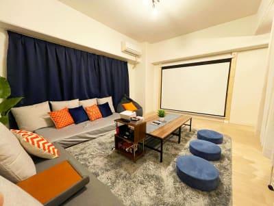 MT306 タスワンスペースの室内の写真