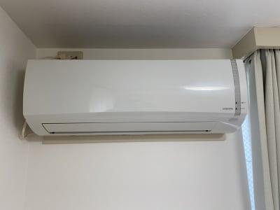 エアコンあり 快適にお過ごしいただけます♪ - Star-Club 市ヶ谷 サカノウエのレンタルスペースの設備の写真