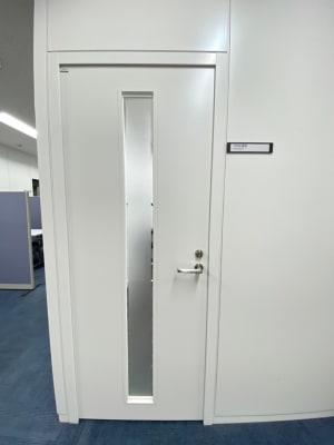 106の入り口扉 - タイムシェアリング秋葉原ISM 106の入口の写真